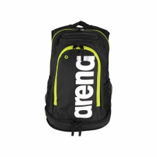 000027 561 FASTPACK CORE / BLACK-FLUO - GREEN-WHITE