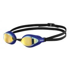 OCCHIALINO AIR-SPEED MIRROR / YELLOW COPPER-BLUE